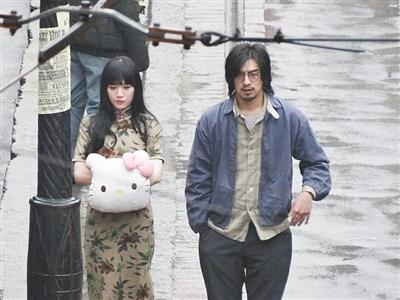陈柏霖和陈乔恩是韩寒电影的男女主演。