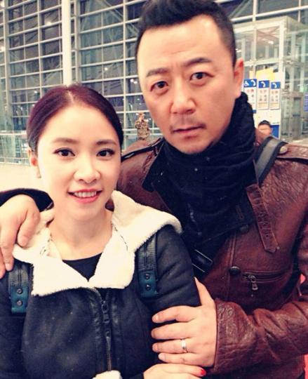 林志颖晒爱妻背影照超美 男星娇妻谁最美?