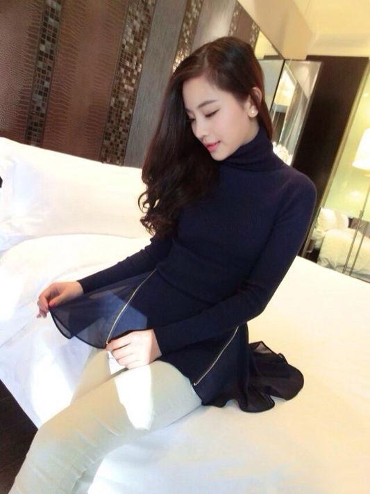 24岁河南女孩成史上身价最贵游戏Showgirl组