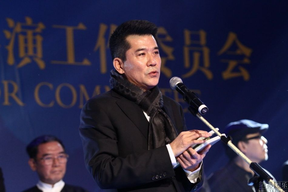 孙俪/《赵孤》获导工委十大奖吴秀波孙俪摘最佳男女演员