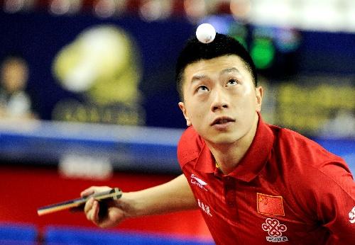要领:2014卡塔尔乒乓球公开赛马龙踢腿-搜狐动作健美操弹发球体育图文图片