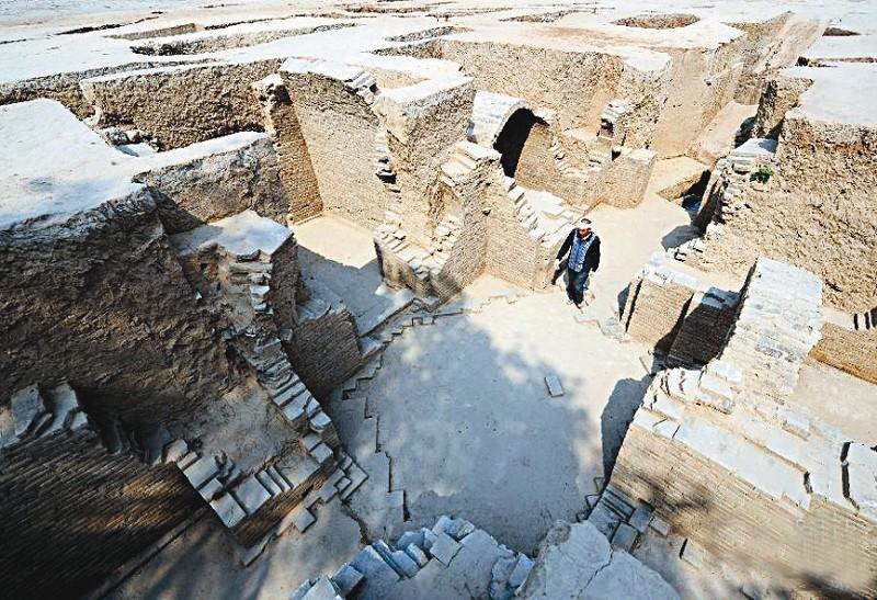 攻略十大考古新发现上榜秘笈(图)布达拉宫旅游全国2016图片