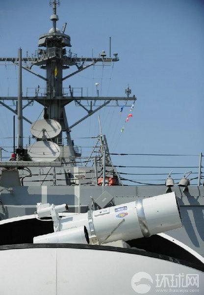 雾霾可防美激光武器_张召忠:雾霾是对美国激光武器的最好防御(6)-搜狐军事频道