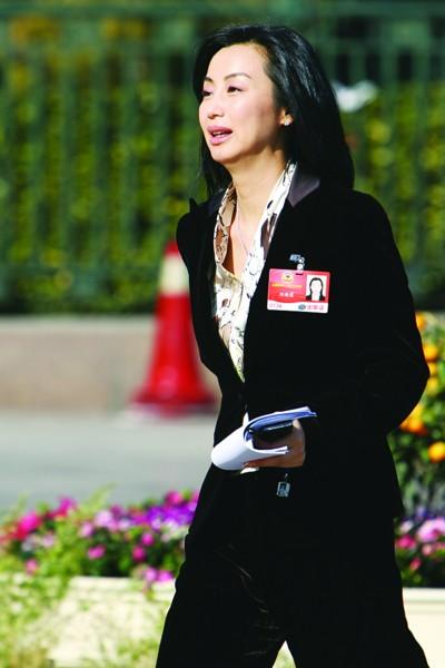 最美女政协委员刘迎霞起底图|最美女政协委员被撤
