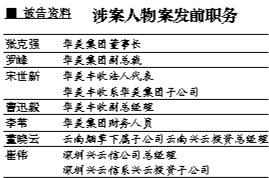 """张克强""""盐湖股权案""""二次开庭"""