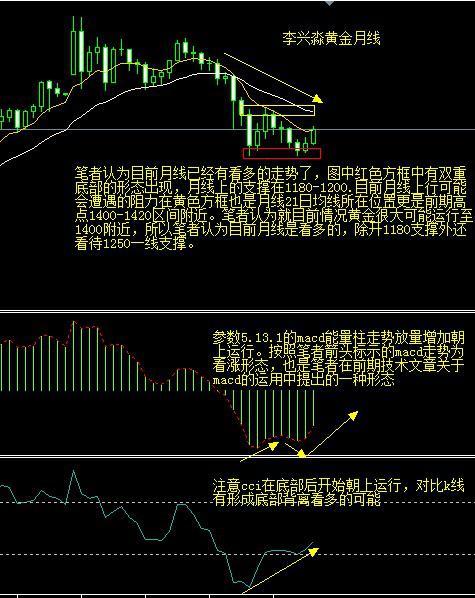 李兴淼:且行且远的黄金中线反弹还将延续(组图)