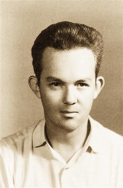 1958年的高居翰。