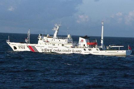 今日钓鱼岛军事新闻_中国3艘海警船今日巡航钓鱼岛 遭日船持续骚扰-搜狐军事频道