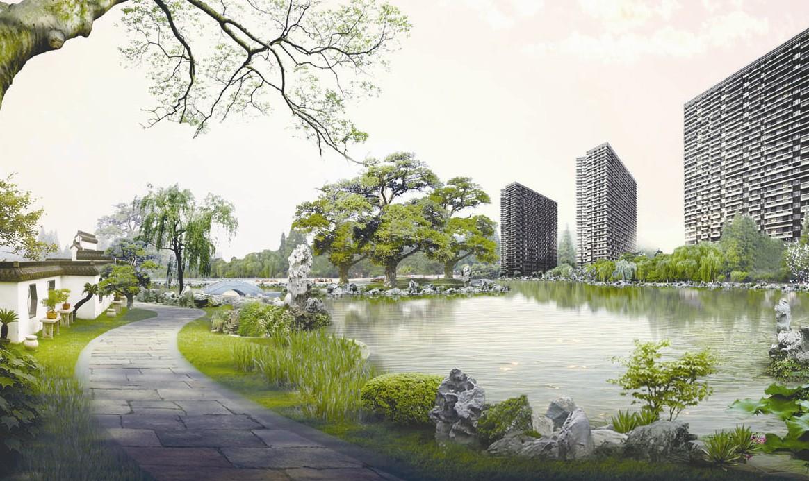 公園生態助推西四環高端住宅熱銷(圖)圖片