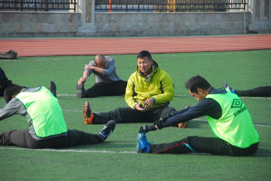 连云港校园足球体育教师、教练员专项培训开班