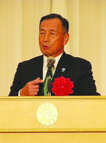日本极右翼分子竟然叫嚣
