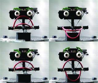 表情机器人檄情感真人多(图)头像表情哀乐微信动态图片