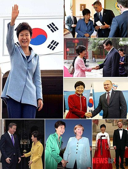 韩媒评朴槿惠