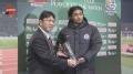 亚冠视频-千叶和彦获颁本场最佳奖 广岛VS国安