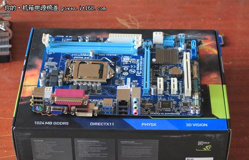 技嘉b75m-d3v主板和e3处理器