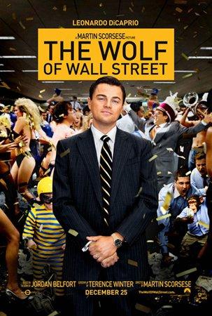莱昂纳多-迪卡普里奥凭借《华尔街之狼》第三次入围奥斯卡影帝提名。