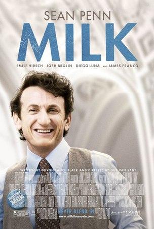 使西恩-潘获得奥斯卡影帝的是传记片《米尔克》。