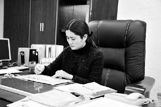 浙江美女老板卷巨款失踪 五银行涉1.5亿(图)