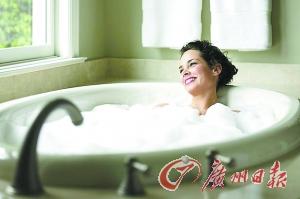 负责浴缸测试的工作可谓世界最佳工作。