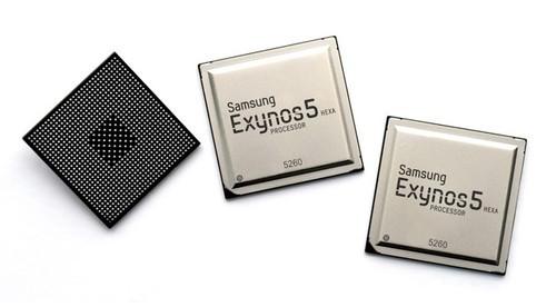 三星八核Exynos 5422及六核处理器曝光