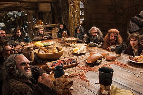 霍比特人一天要吃六餐
