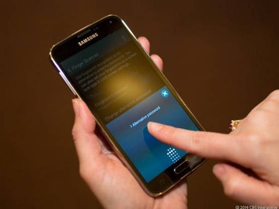 Galaxy S5指纹识别体验:与iPhone 5s差距很大