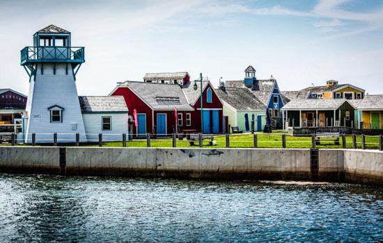 加拿大――爱德华王子岛