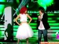 《百变大咖秀片花》第七期 沈凌变蕾哈娜卖西瓜 大张伟变朴树被调侃真假唱
