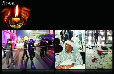 昆明暴恐之夜的英雄:警察高喊来砍我(图)-搜狐