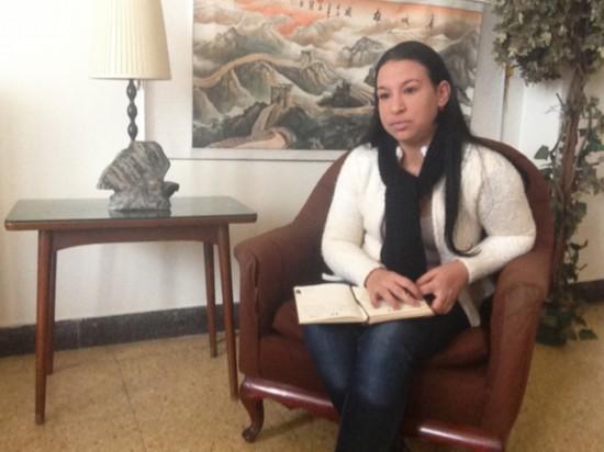 古巴拉丁社记者萨哈伊