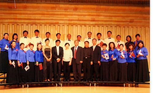 北京巴罗克室内合唱团
