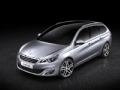 [海外新车]更加丰满2014新一代标致308SW