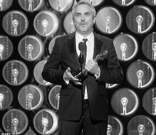阿方索-卡隆获得奥斯卡最佳导演奖。