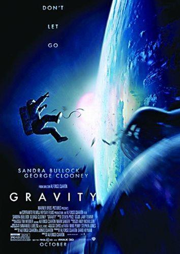 阿方索-卡隆执导的太空科幻电影《地心引力》独揽7项大奖
