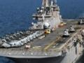 两栖精锐 日本意欲引进美国黄蜂级两栖舰