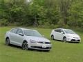 [海外试驾]2013大众捷达混动版对比丰田普锐斯