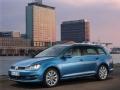 [海外新车]动态体验 2014款大众高尔夫Variant