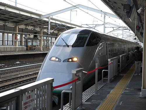 日本新干线列车