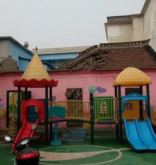 河南幼儿园坍塌致1死3伤 发病正监视治疗
