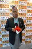 专访尼泊尔旅游局高级经理Dhruba Rai