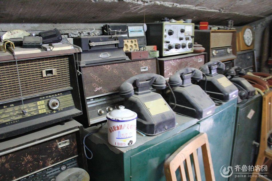 东营六旬退休工收藏老攻略痴迷七八十年代藏物件上海旅游2游日图片