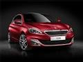 [海外新车]2014款全新标致308 3D模型提前曝光
