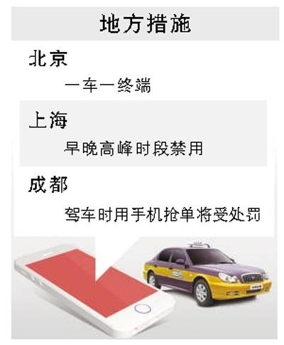 列席十二届全国人大二次会议的交通运输部部长杨传堂今天表示,将支持鼓励打车软件,并将会同有关部门着手研究制定规范打车软件发展的指导性政策。