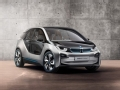 [海外新车]空间满足家庭需求2014款宝马i3发布