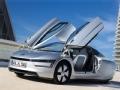 [海外试驾]世界超节能车 试驾2014款大众XL1
