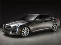 [海外新车]2014款凯迪拉克CTS 3D模型巨献