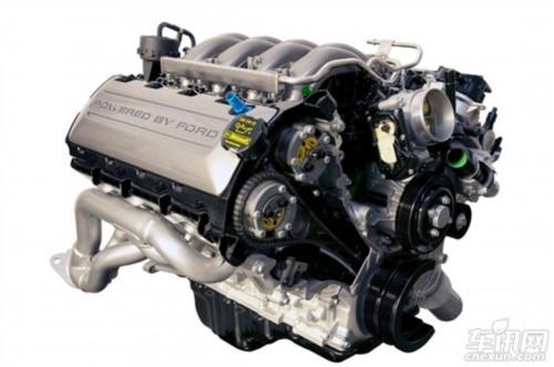 福特野马明年将上市 搭载ecoboost发动机(组图)图片