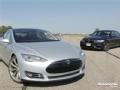 [海外试驾]英勇战神 Tesla Model S打败宝马 M5