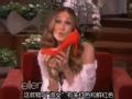 《艾伦秀第11季片花》S11E114 莎拉现场推销性感高跟鞋