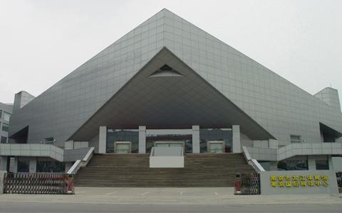 南京市龙江体育馆